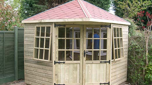 The Harrow Summerhouse