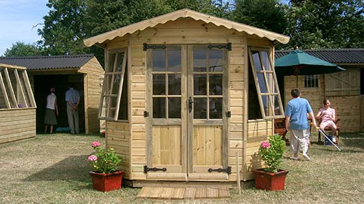 The Langdale Summerhouse