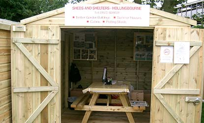 Workshops & Site Huts